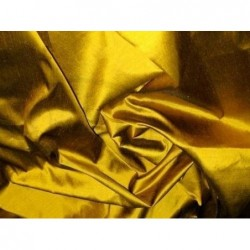 Golden Grass T457 Silk Taffeta Fabric