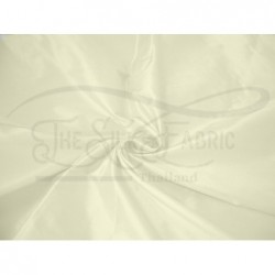 Light yellow T463 Silk Taffeta Fabric