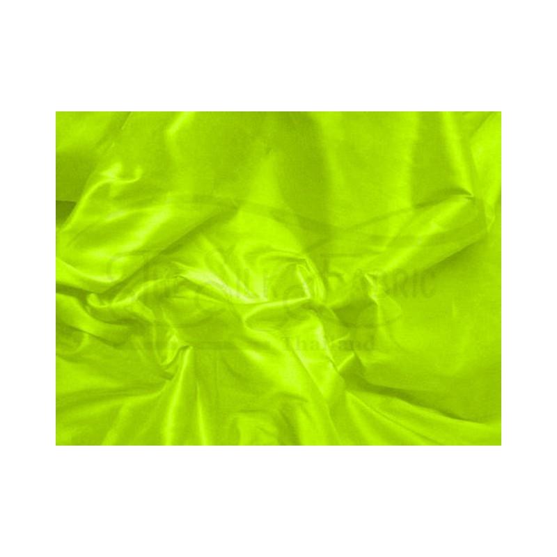 Lime T464 Silk Taffeta Fabric