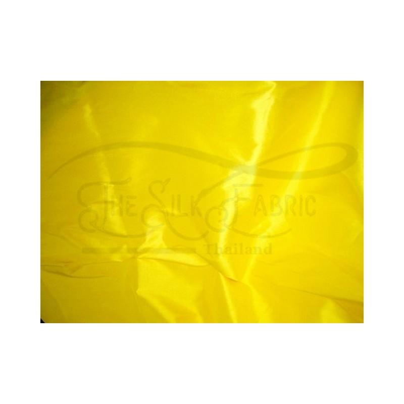 Yellow T473 Silk Taffeta Fabric