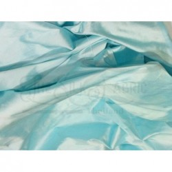 Bermuda Sea S003 Silk Shantung Fabric