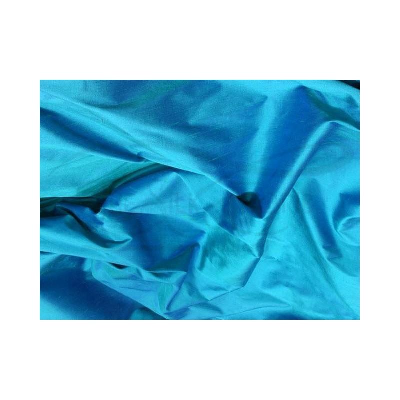 Bondi Blue S006 Silk Shantung Fabric