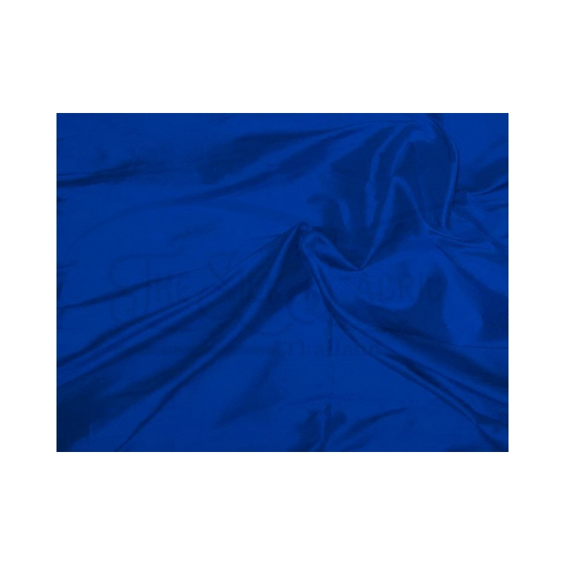 Cobalt blue S007 Silk Shantung Fabric