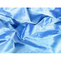 Cornflower Blue S008 Silk Shantung Fabric