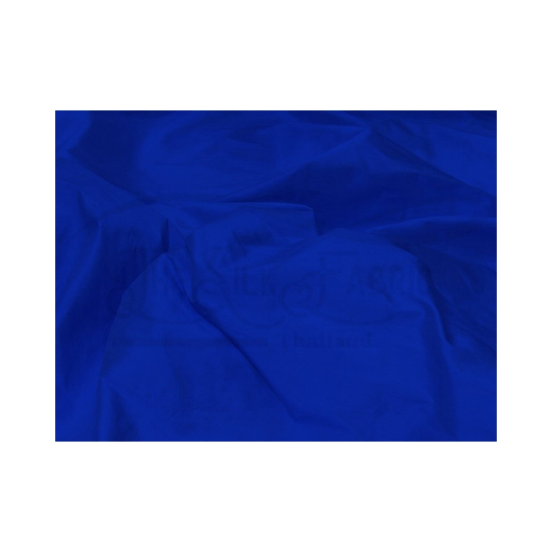 Egyptian blue S011 Silk Shantung Fabric