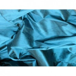 Fountain Blue S013 Silk Shantung Fabric