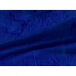 Gulf Blue S014 Silk Shantung Fabric