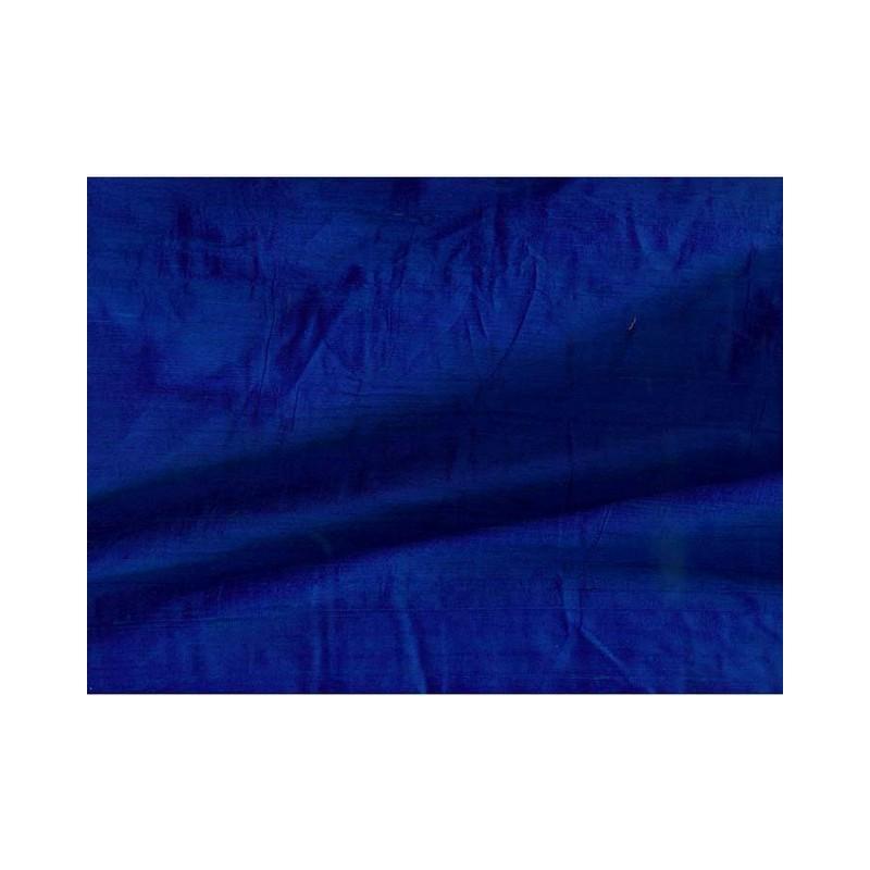 Gulf Blue S014 Silk Shantung Fabric