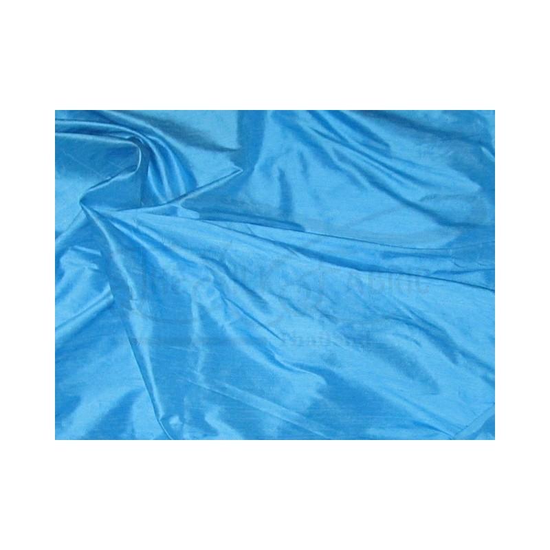 Picton Blue S022 Silk Shantung Fabric