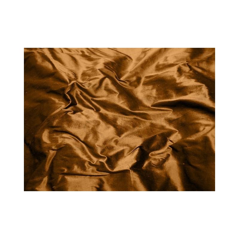 Choccolate S066 Silk Shantung Fabric