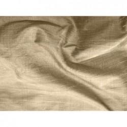 Khaki S069 Silk Shantung Fabric