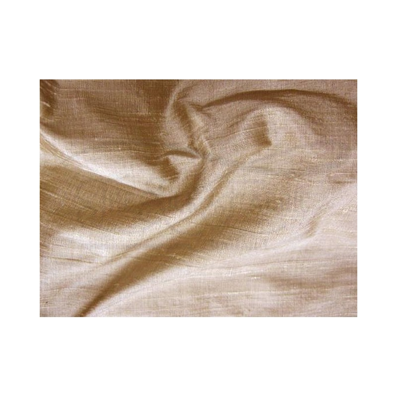 Leather S070 Silk Shantung Fabric