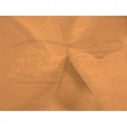 Sandy brown S076 Silk Shantung Fabric