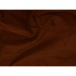 Seal brown S077 Silk Shantung Fabric