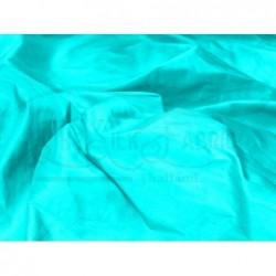 Aqua S124 Silk Shantung Fabric