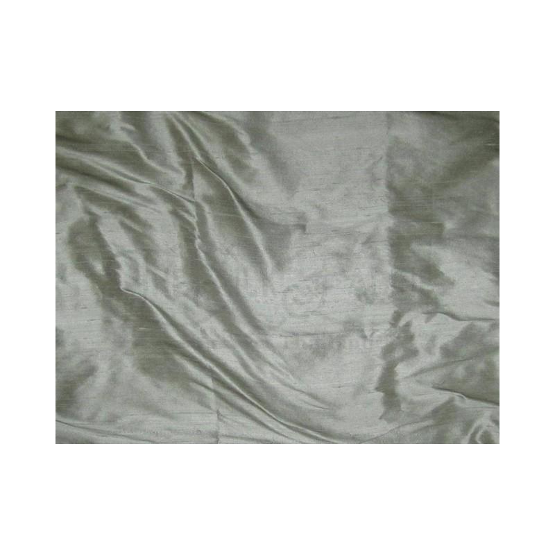 Pewter S148 Silk Shantung Fabric