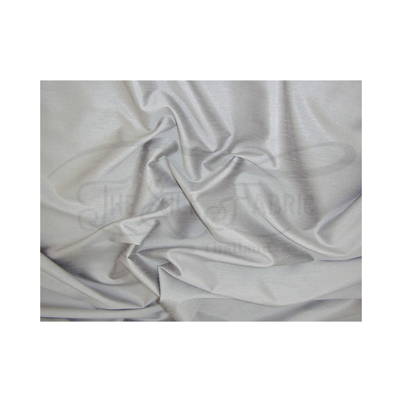 Silver S149 Silk Shantung Fabric
