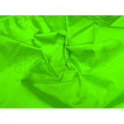 Bright green S169 Silk Shantung Fabric