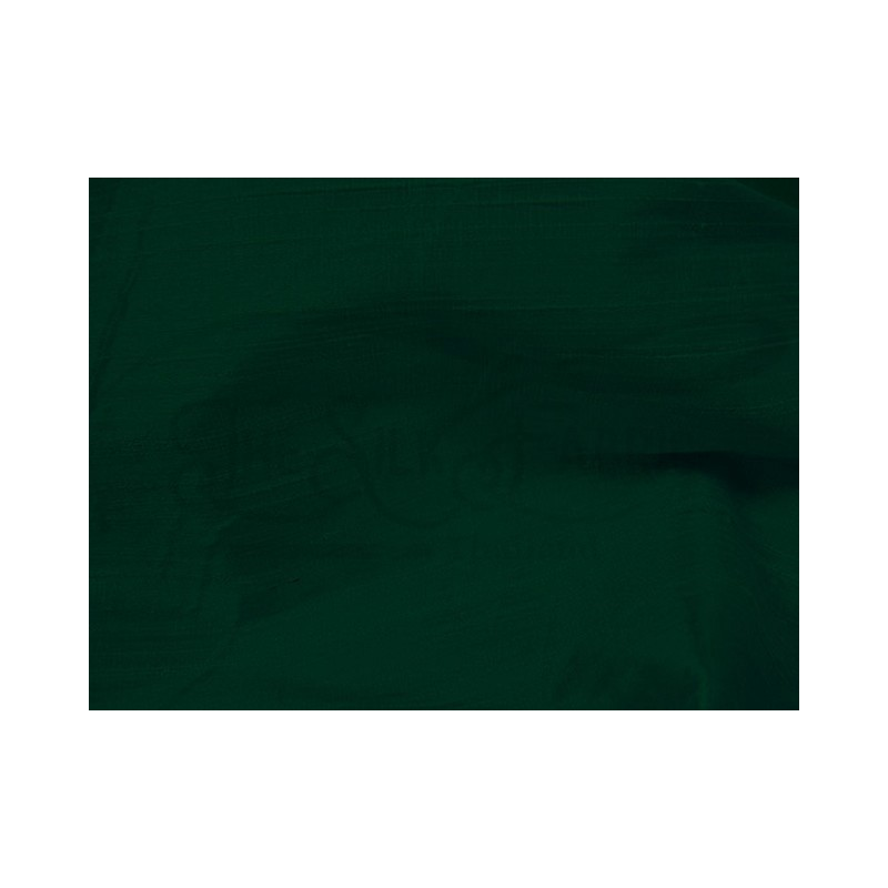 Dark green S170 Silk Shantung Fabric