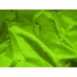 Green yellow S174 Silk Shantung Fabric