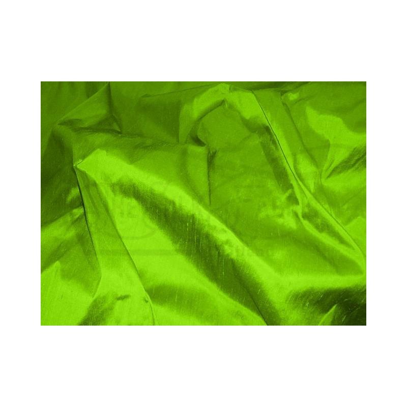 Green yellow S174 Silk Shantung Fabric