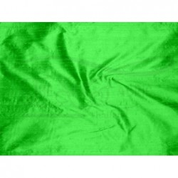 Lime green S177 Silk Shantung Fabric
