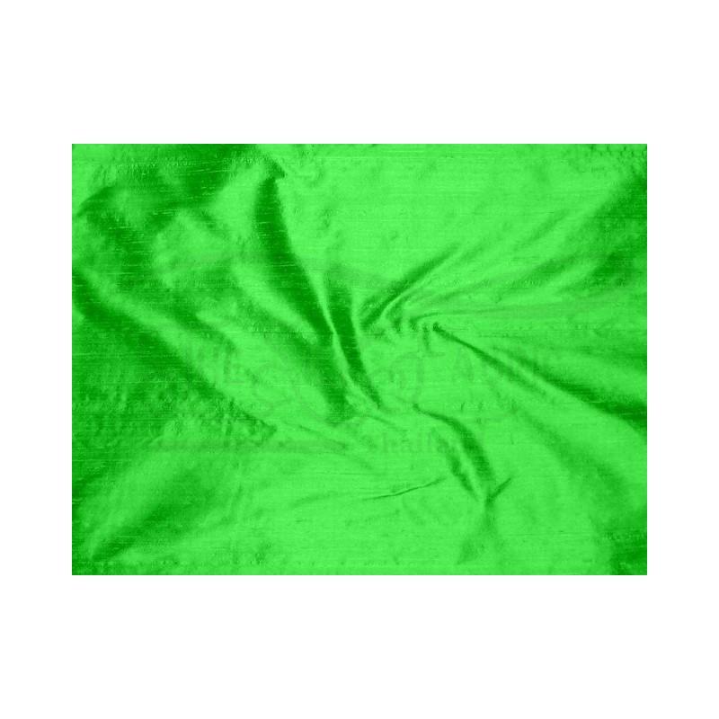 Lime green S177 Silk Shantung Fabric