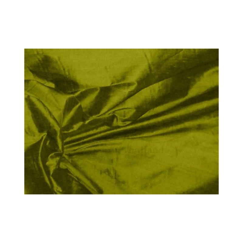 Olive S181 Silk Shantung Fabric