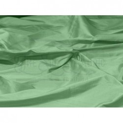 Russian green S185 Silk Shantung Fabric