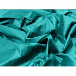 Teal S187 Silk Shantung Fabric
