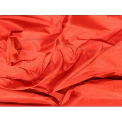 Sunset Orange S258 Silk Shantung Fabric