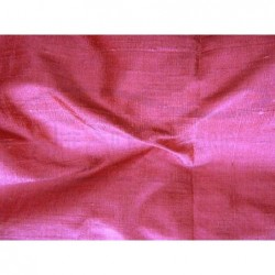 Deep Blush S295 Silk Shantung Fabric