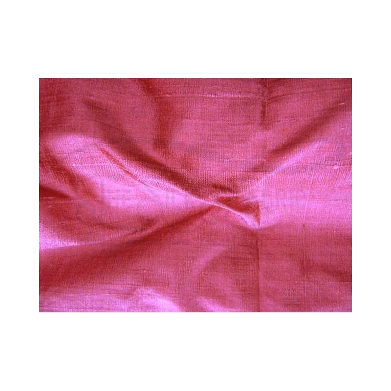 Deep Blush S295 Silk Shantung Fabric