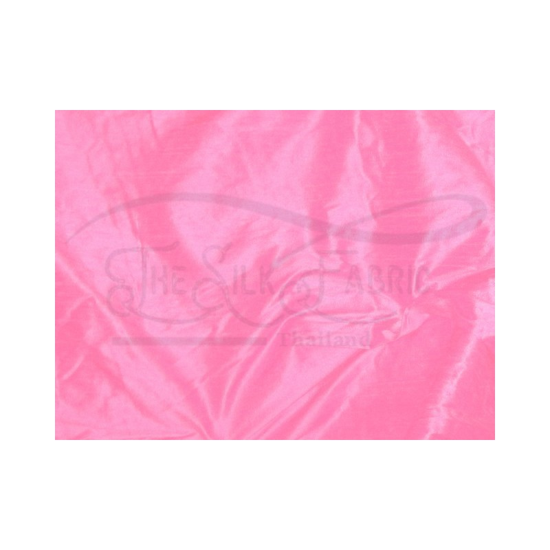 Light pink S297 Silk Shantung Fabric