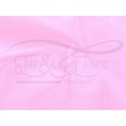 Pink lace S299 Silk Shantung Fabric