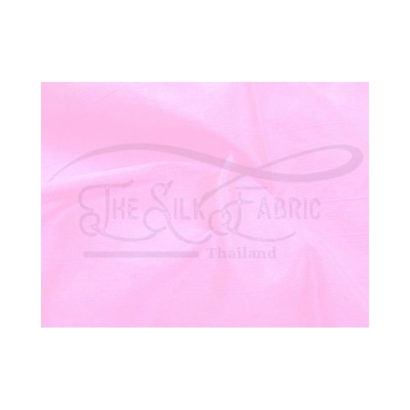 Pink lace S299 Silk Shantung Fabric