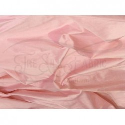 Rose Fog S301 Silk Shantung Fabric
