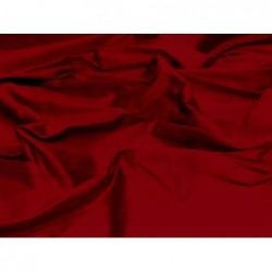 Burgundy S331 Silk Shantung Fabric
