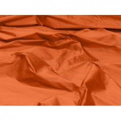 Rust S336 Silk Shantung Fabric