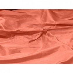 Terra cotta S337 Silk Shantung Fabric