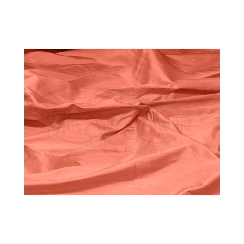 Terra cotta S337 Silk Shantung Fabric