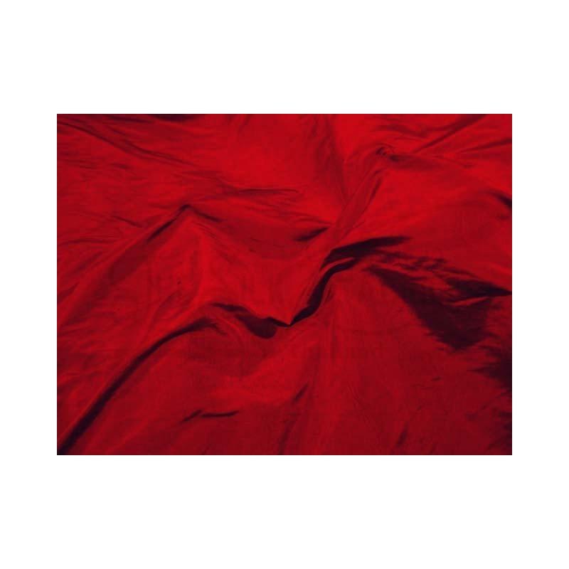 Venetian red S338 Silk Shantung Fabric