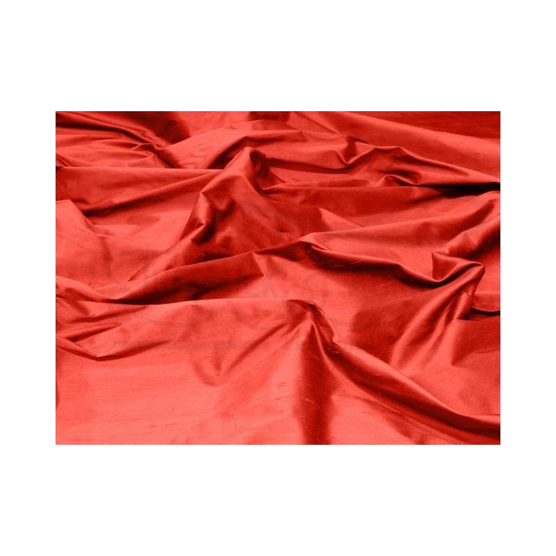 Vermilion S339 Silk Shantung Fabric