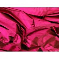 Amaranth S379 Silk Shantung Fabric