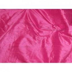 Deep Cerise S384 Silk Shantung Fabric