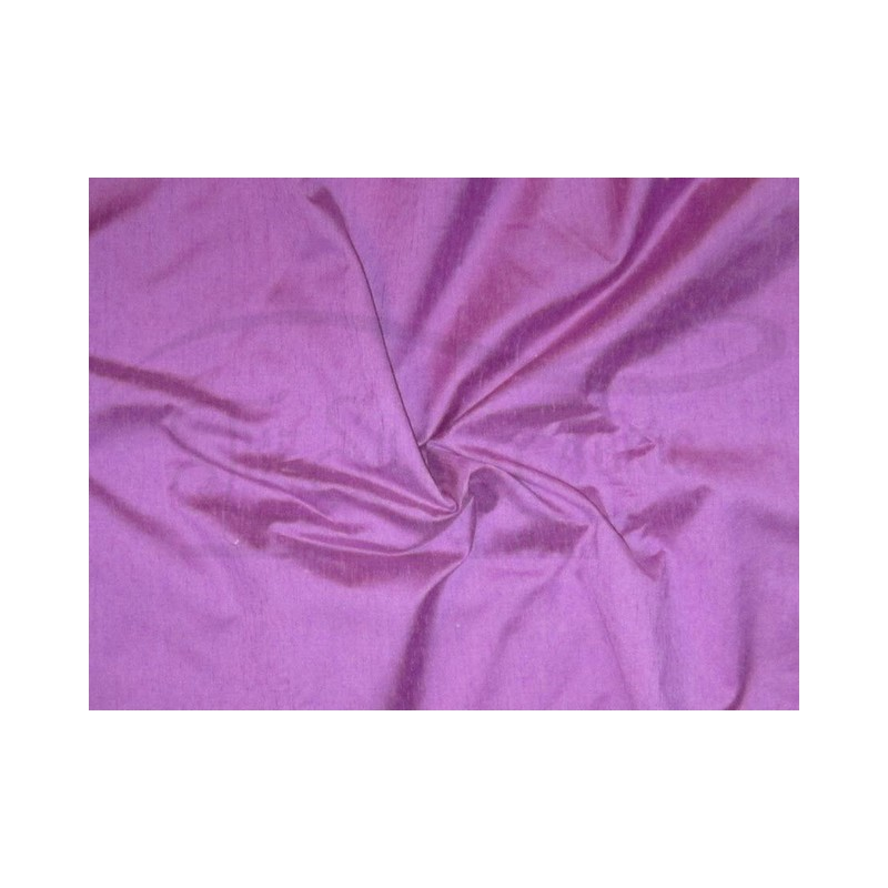 Deep Lilac S385 Silk Shantung Fabric