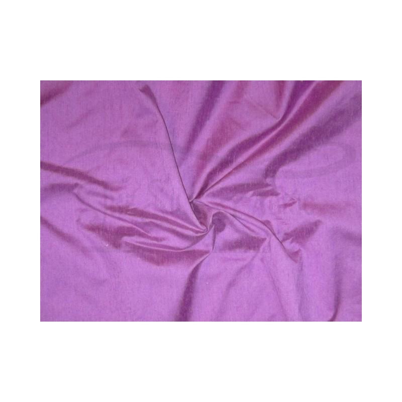 Deep Lilac S385 Silk Shantung Fabric