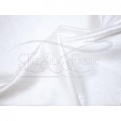 White S433 Silk Shantung Fabric