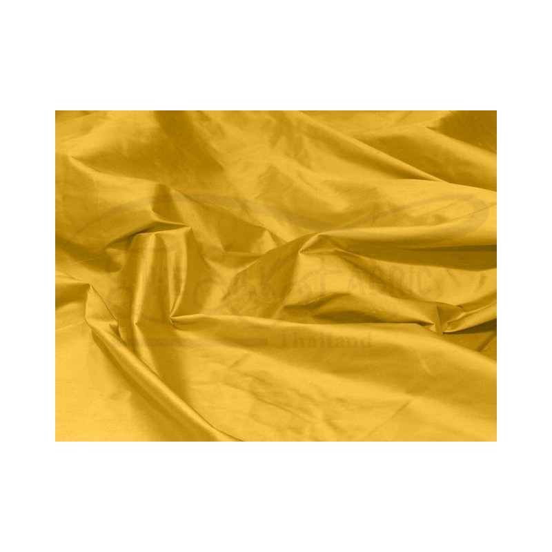 Dark goldenrod S452 Silk Shantung Fabric