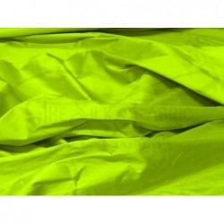 Lime S459 Silk Shantung Fabric